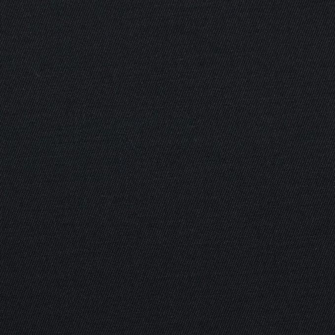 コットン&ポリウレタン×無地(ブラック)×ギャバジンストレッチ_全4色 イメージ1