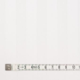 コットン&リネン×無地(ホワイト)×サテンジャガード サムネイル4