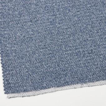 コットン×ミックス(ブルー)×かわり織 サムネイル2