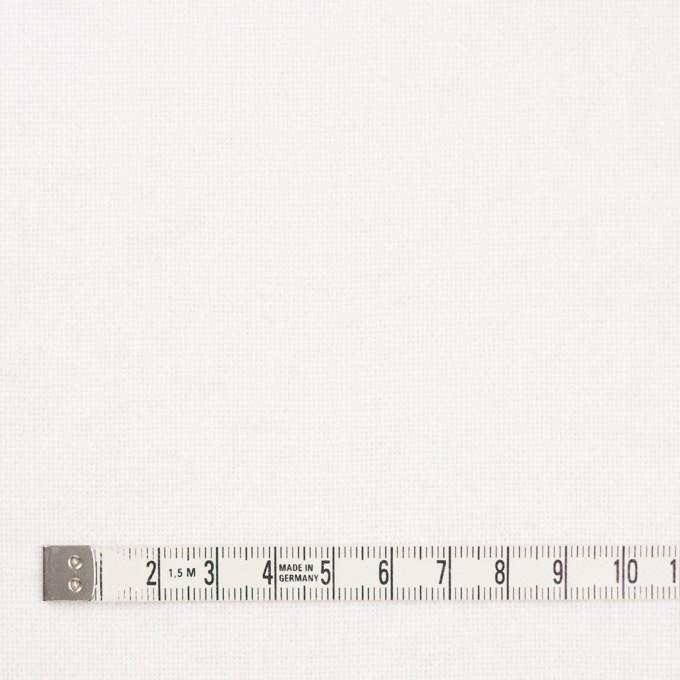 コットン&ポリエステル×無地(ホワイト)×ソフトキャンバス_全2色 イメージ4