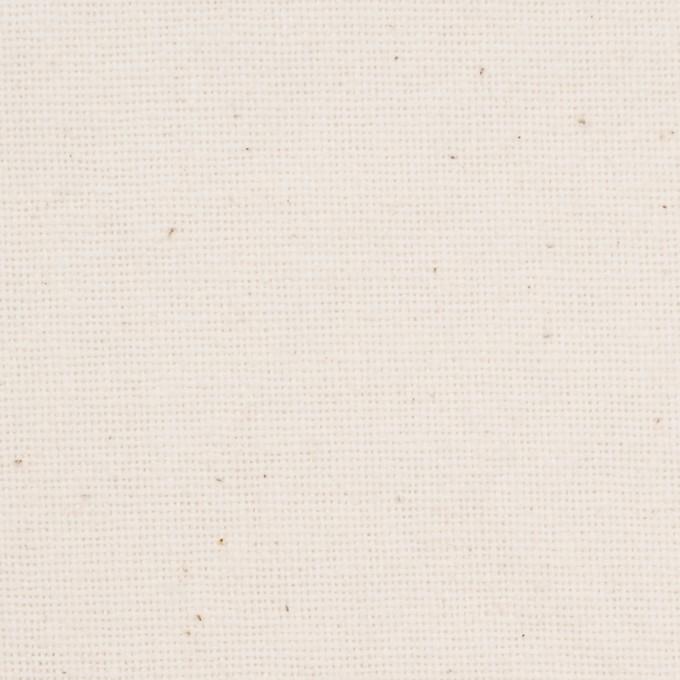 コットン&ポリエステル×無地(キナリ)×ソフトキャンバス_全2色 イメージ1