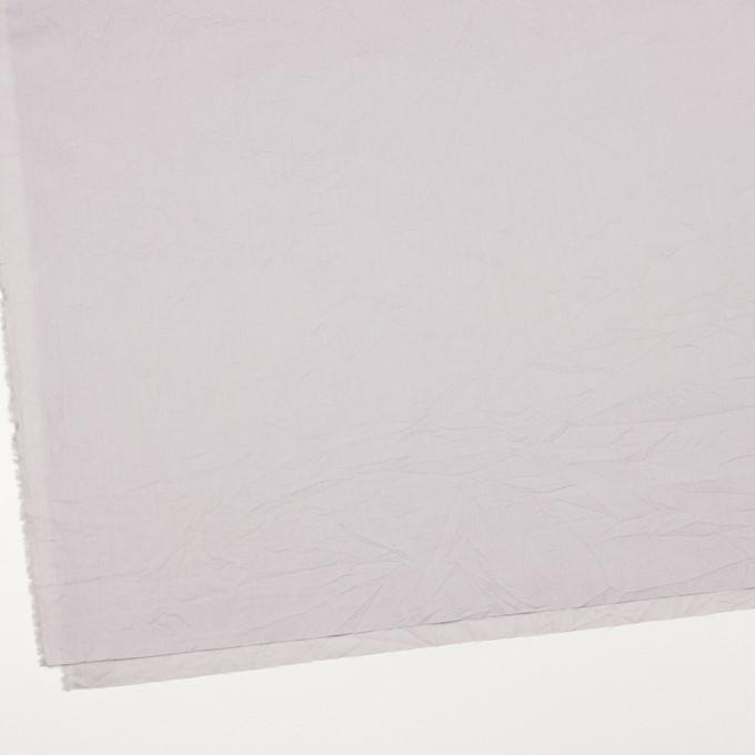 コットン&リネン×無地(ライトグレー)×ボイルワッシャー_全5色 イメージ2