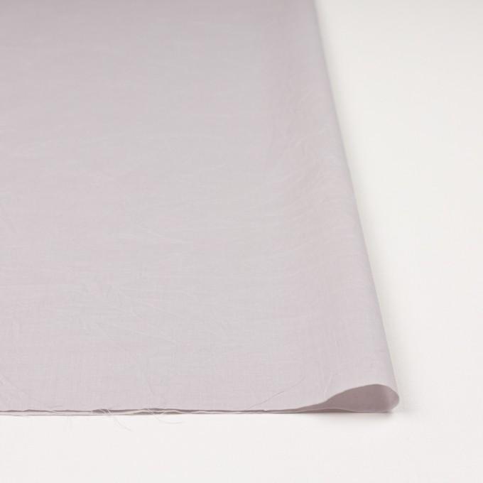 コットン&リネン×無地(ライトグレー)×ボイルワッシャー_全5色 イメージ3