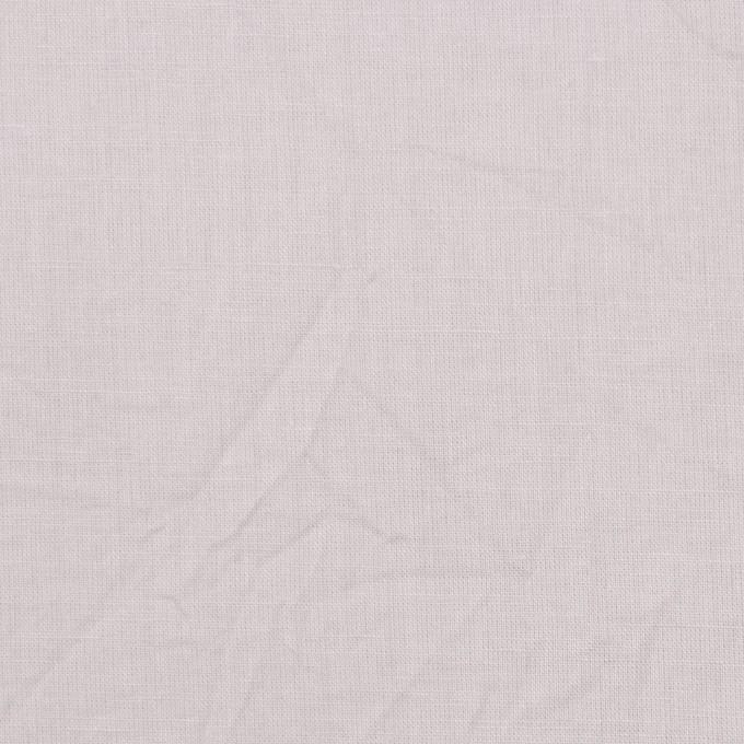 コットン&リネン×無地(ライトグレー)×ボイルワッシャー_全5色 イメージ1