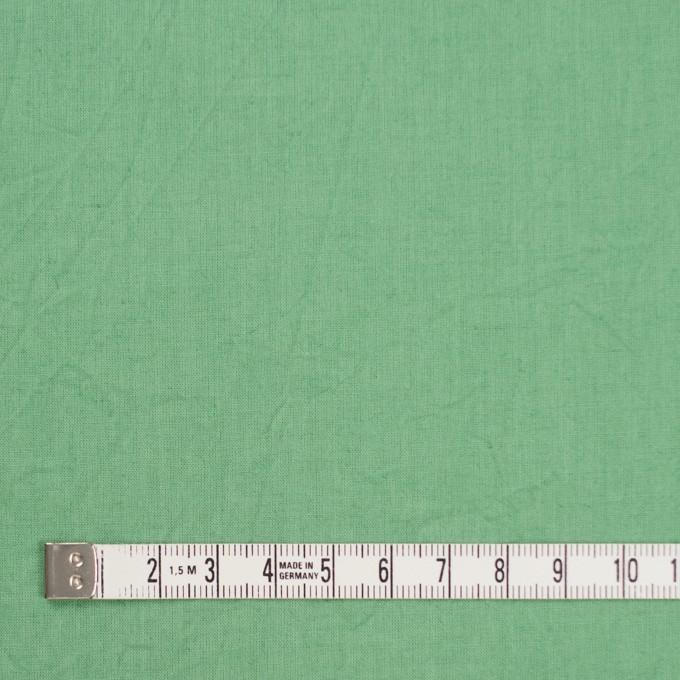 コットン&リネン×無地(グリーン)×ボイルワッシャー_全5色 イメージ4