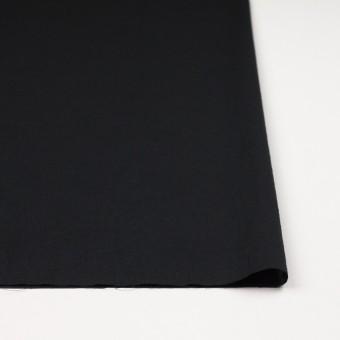 コットン&リネン×無地(ブラック)×ボイルワッシャー_全5色 サムネイル3