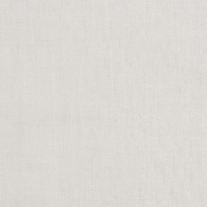 コットン×無地(オイスターグレー)×ボイル_全9色_フランス製 イメージ1