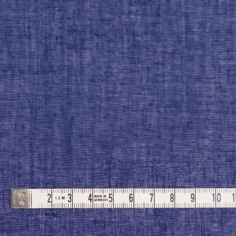 コットン×無地(プルシアンブルー)×ボイル_全9色_フランス製 サムネイル4