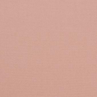コットン×無地(ピンクベージュ)×ギャバジン_全4色