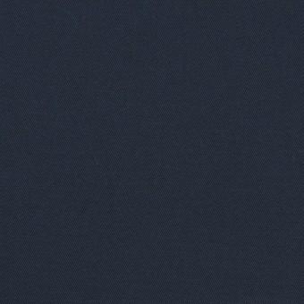 コットン×無地(ネイビー)×ギャバジン_全4色