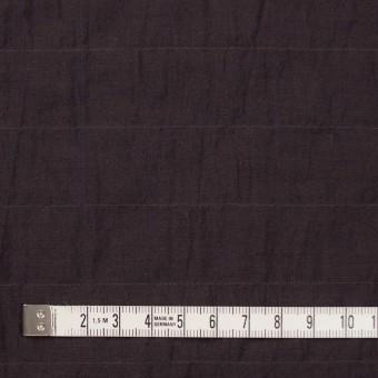 コットン&テンセル混×無地(レーズン)×シャンブレーボイル サムネイル4