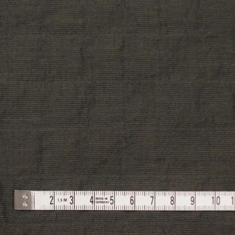 コットン&テンセル混×無地(オリーブグリーン)×シャンブレーボイル サムネイル4