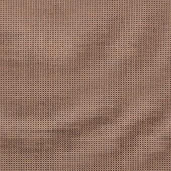 コットン×無地(ブロンズ)×オックスフォードシャンブレー