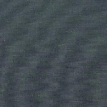 コットン×無地(メドウグリーン)×シャンブレー_全2色