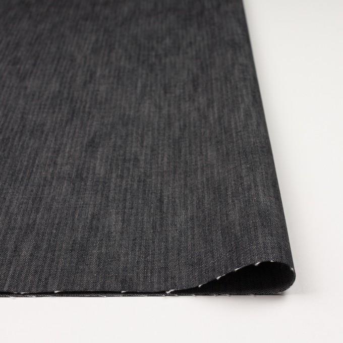 コットン×無地(インディゴ)×ヘリンボーンデニム イメージ3