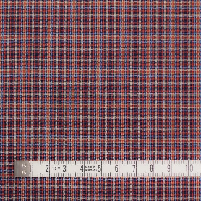 コットン×チェック(マルチ)×キャンブリック イメージ4