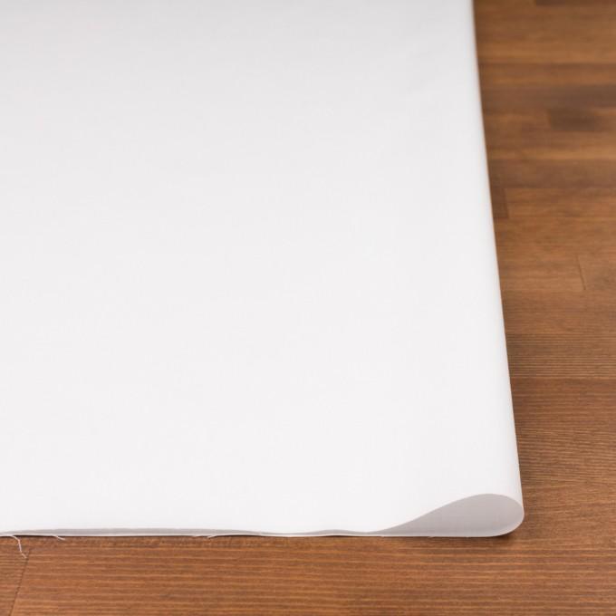 コットン×無地(ホワイト)×サテン イメージ3