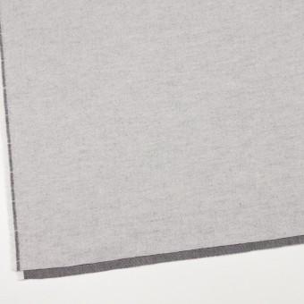 コットン×無地(シルバーグレー)×フランネル_全5色 サムネイル2