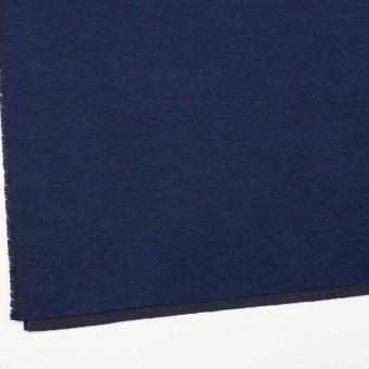 コットン×無地(ミッドナイトブルー)×フランネル_全5色 サムネイル2