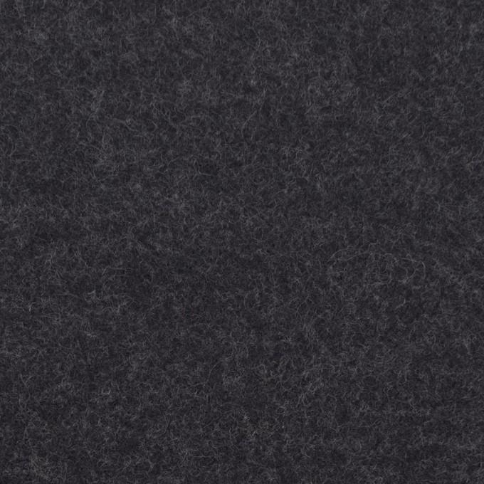 コットン×無地(チャコールグレー)×フランネル_全5色 イメージ1