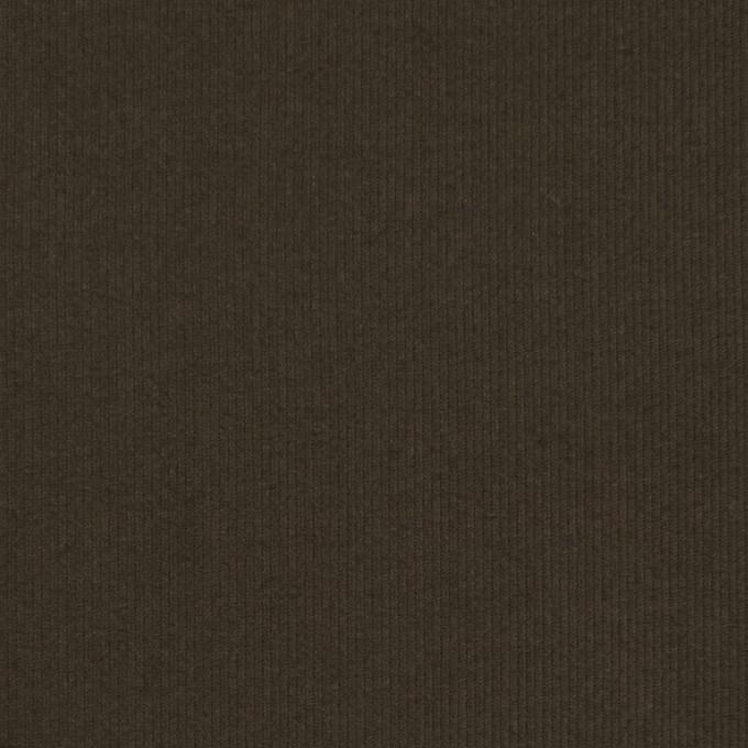 コットン×無地(カーキブラウン)×グログラン イメージ1