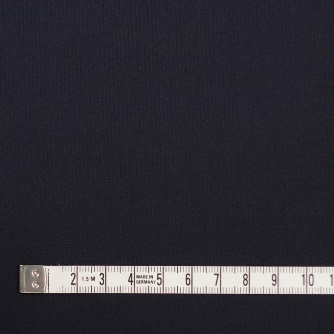 コットン×無地(ダークネイビー)×かわり織_全3色 イメージ4