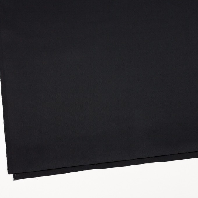 コットン×無地(ブラック)×かわり織_全3色 イメージ2