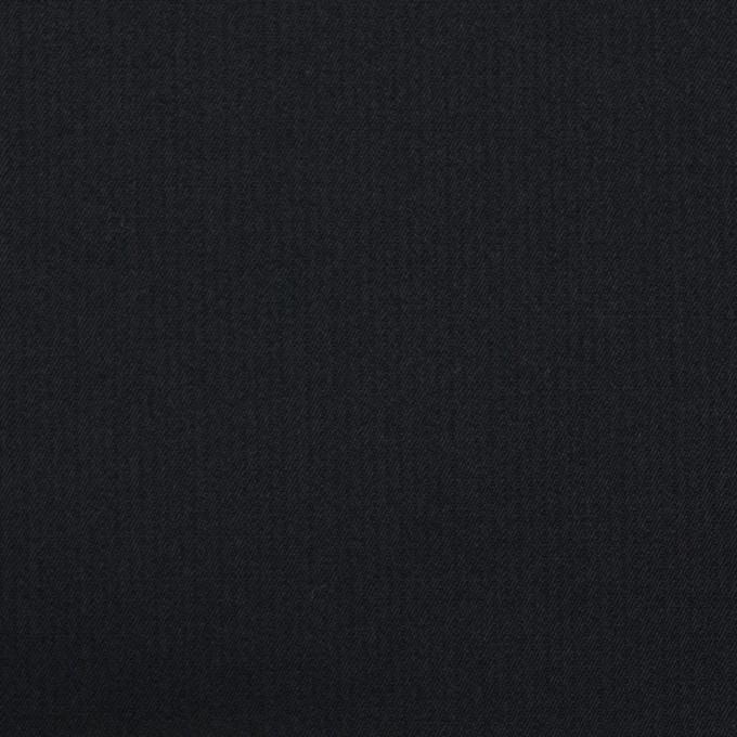 コットン×無地(ブラック)×かわり織_全3色 イメージ1