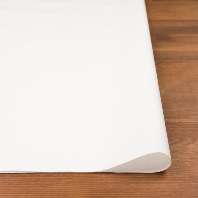 コットン×無地(オフホワイト)×ポプリン(ウェザークロス)_全4色 イメージ3