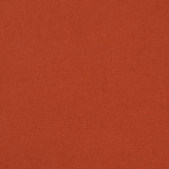 コットン×無地(レンガ)×ポプリン(ウェザークロス)_全4色