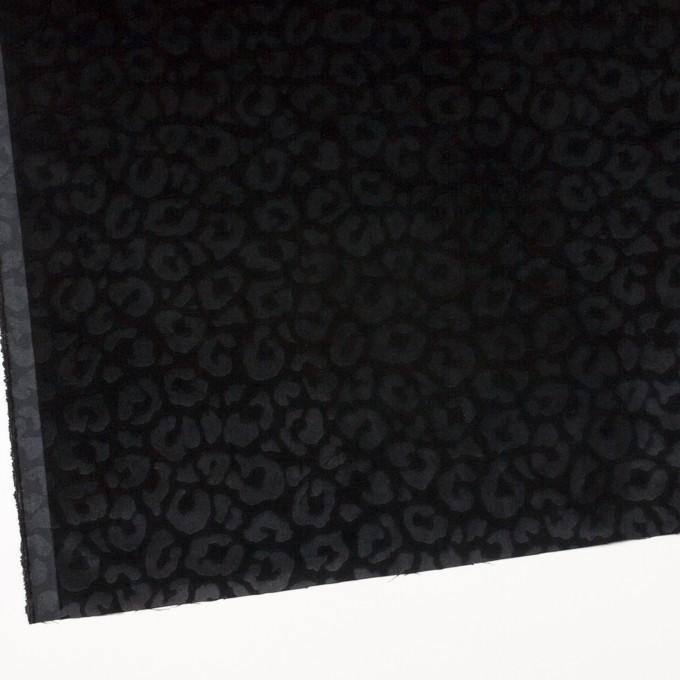 コットン×レオパード(ブラック)×ベッチン イメージ2