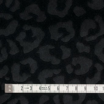 コットン×レオパード(ブラック)×ベッチン サムネイル4