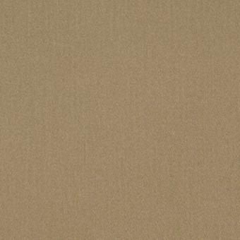 コットン&ポリウレタン×無地(カーキベージュ)×サテンストレッチ_全2色 サムネイル1