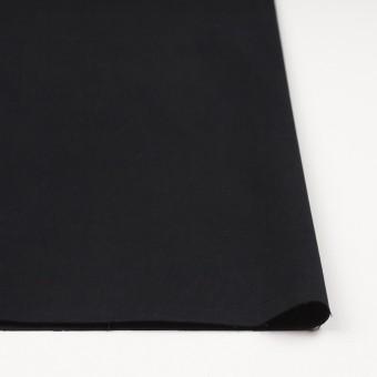 コットン&ポリウレタン×無地(ブラック)×サテンストレッチ_全2色 サムネイル3