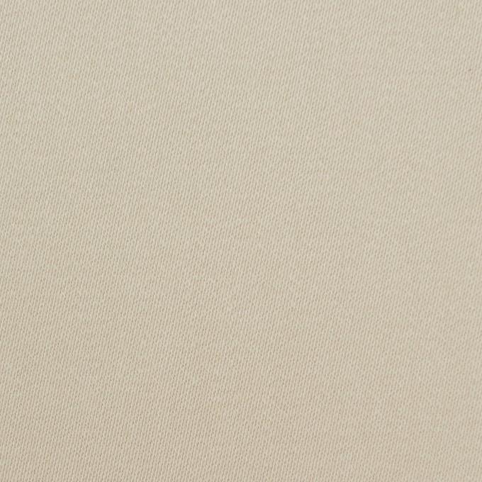 コットン×無地(グレイッシュベージュ)×サテン_全3色 イメージ1