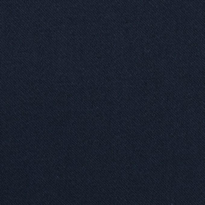 コットン×無地(ダークネイビー)×サテン_全3色 イメージ1