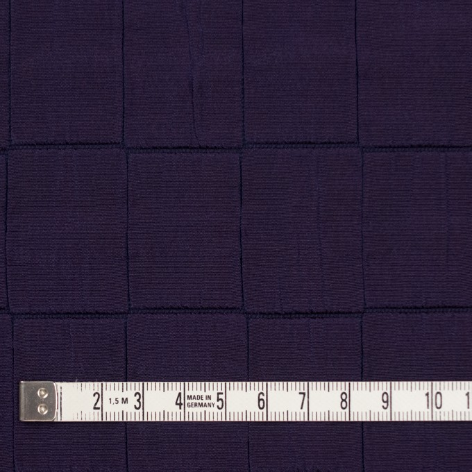 ポリエステル×無地(グレープ)×二重織 イメージ4