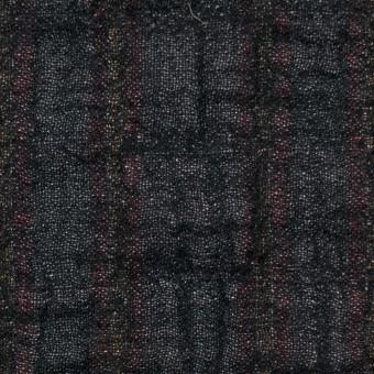 コットン&ポリウレタン×ミックス(マルチ)×トリプルガーゼ・シャーリング サムネイル1
