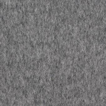 ウール×無地(グレー)×ビーバー サムネイル1