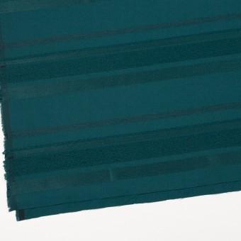 ポリエステル&ナイロン混×ボーダー(クロムグリーン)×ジャガード_全2色 サムネイル2