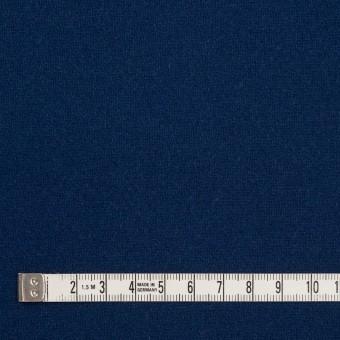 ウール&ナイロン×無地(ネイビーブルー)×厚カルゼ サムネイル4