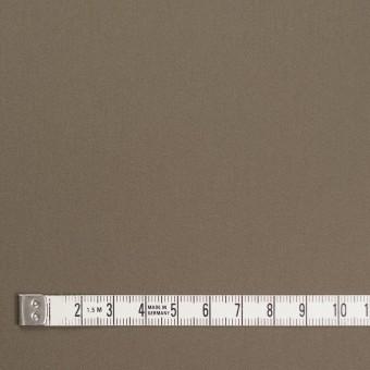 コットン&ナイロン混×無地(カーキ)×サテンストレッチ_全6色 サムネイル4