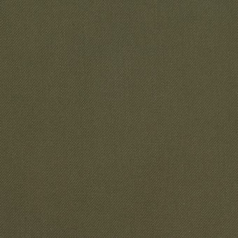 コットン×無地(カーキグリーン)×ギャバジン_全3色 サムネイル1