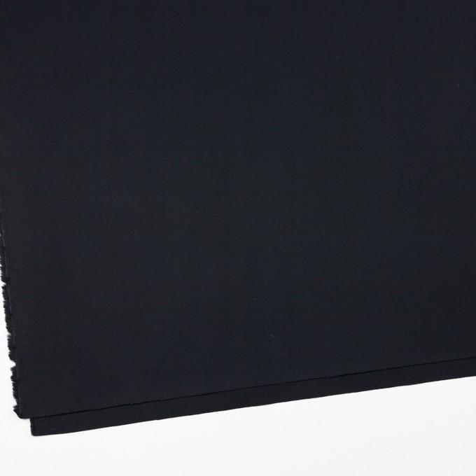 コットン×無地(ブラック)×ギャバジン_全3色 イメージ2