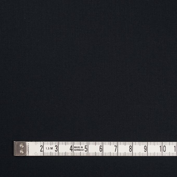 コットン×無地(ブラック)×ギャバジン_全3色 イメージ4
