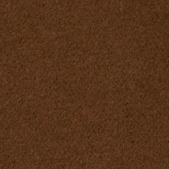 ウール&アンゴラ×無地(ブラウン)×ビーバー