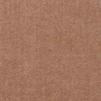 コットン×無地(マロン)×ビエラ_全3色