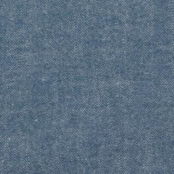 コットン×無地(サックスグレー)×ビエラ_全3色