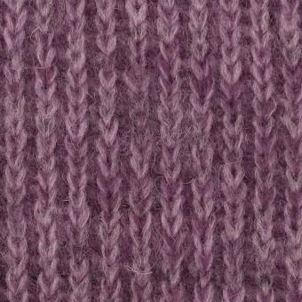 モヘア&ウール混×無地(モーブ)×バルキーニット_全3色_イタリア製 サムネイル1