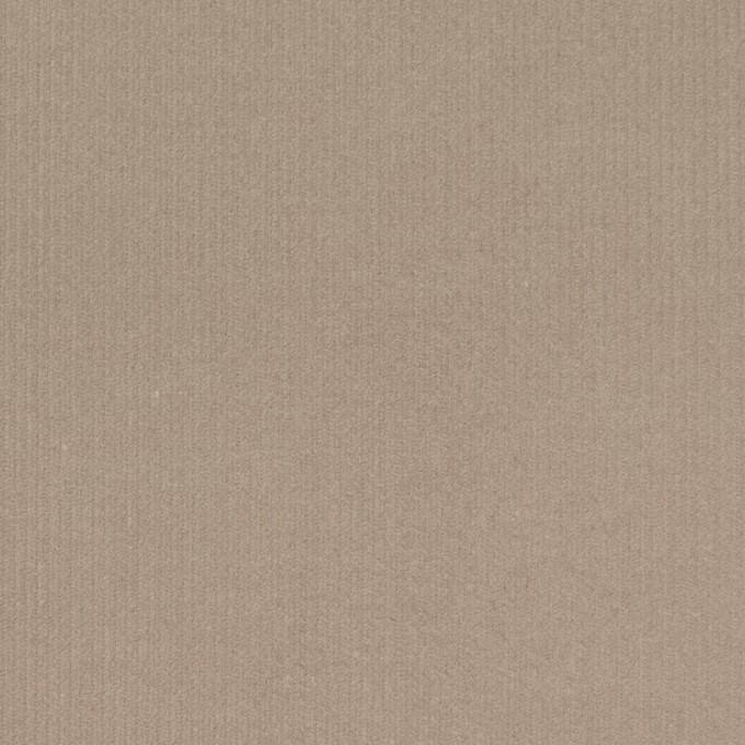 コットン×無地(グレイッシュベージュ)×細コーデュロイ_全8色 イメージ1